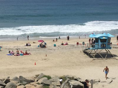 Photo for LICENSED VACATION RENTAL 1 BLOCK TO THE BEACH & CARLSBAD VILLAGE!! BEACH COTTAGE