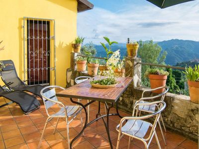 Photo for Montedivalli holiday house for 5 people with 2 bedrooms - Holiday home