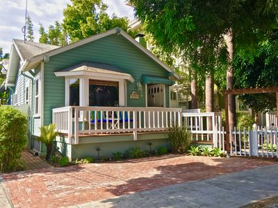Photo for 5-STAR* Beach Bunny Cottage Vacation Rental in Santa Barbara 2-Blocks to Beach!