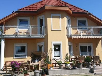 Photo for Holiday apartment Balatonfenyves for 4 - 6 persons with 2 bedrooms - Holiday apartment in a villa