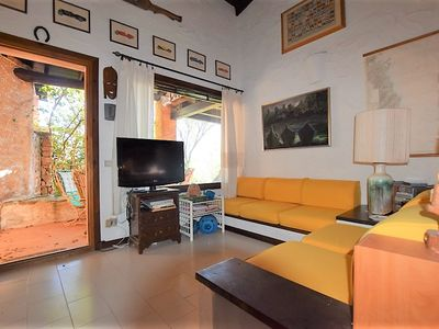 Photo for Splendid villa Costa Corallina Porto San Paolo