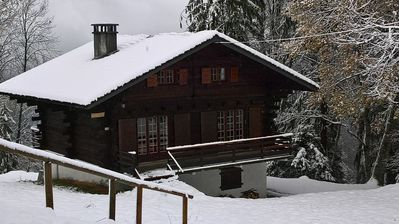 Photo for Chalet 10 people mountain style