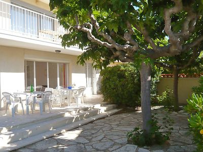 Photo for Apartment in Narbonne with Internet, Washing machine, Garden, Terrace (96079)