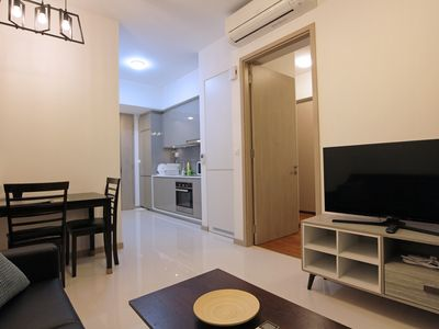 Photo for Gem of the West 1BR Apartment 3 minutes from Jurong E MRT