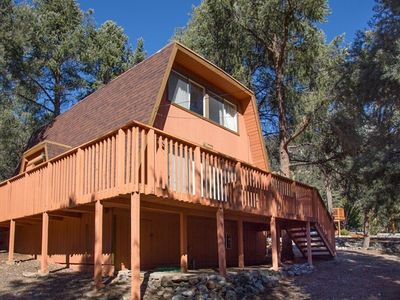 Photo for 1970s Gambrel Cabin in the Los Padres National Forest