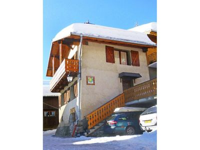 Photo for Holiday house Champagny en Vanoise for 8 persons with 4 bedrooms - Holiday house
