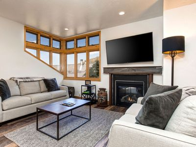 Photo for WALK TO TOWN LIFT - Renovated Old Town 3 BDRM Condo - Sleeps 6