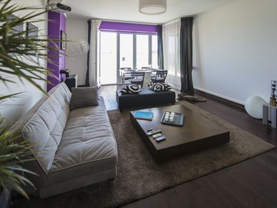 Photo for Apartment completely refurbished 50m from the beach