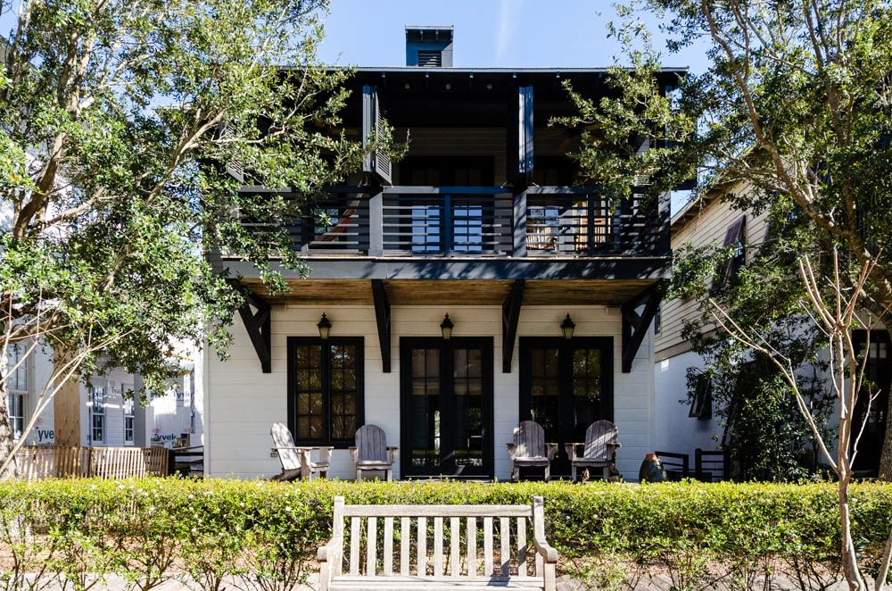 Rosemary Beach Cottage Rental Co