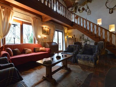 Photo for Amazing Chalet in Stavelot with Garden
