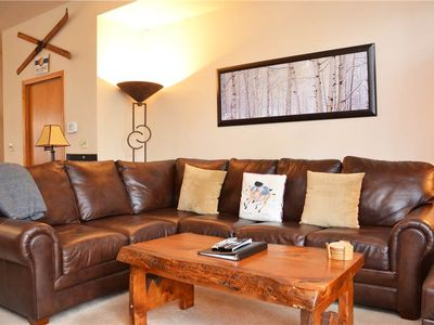 Photo for Village Point Townhomes: 4 BR / 3 BA townhome in Breckenridge, Sleeps 12