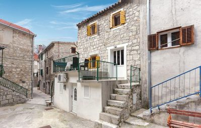 Photo for One bedroom apartment with terrace Omiš