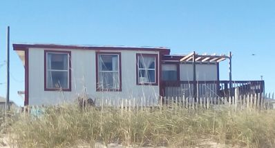 Beachfront Cottage On The Gulf Of Mexico:  Family Friendly And Pet Friendly