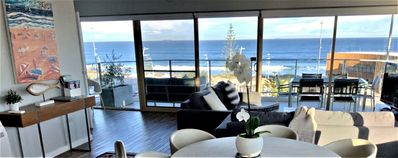 Amazing ocean views from your living room