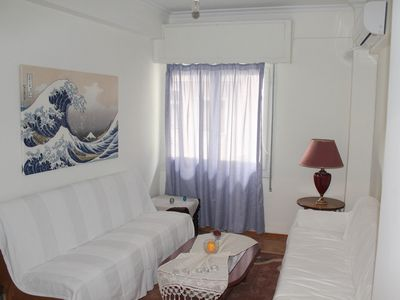 Photo for Athens Downtown | Value-for-Money Apartment | 5min walk from the Train Station