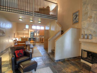 Photo for Gorgeous Newly Renovated, Steps to Ski In/Out Access, Hot Tub
