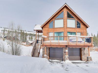 Photo for Spacious South Lake Retreat with Hot Tub