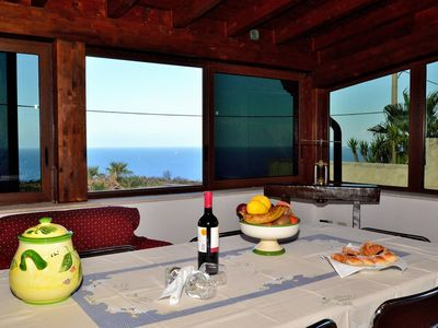 Photo for SV028 - Villa with sea view 4 km from the city center