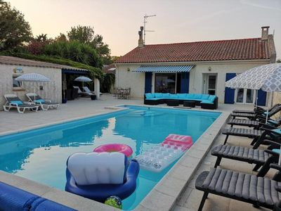 Photo for Holiday house Hyères for 8 - 12 persons with 4 bedrooms - Holiday house