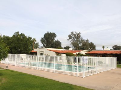 Photo for 2BR, 2BA de Anza Villa with Borrego Springs Mountain Views, Pool, and Spa