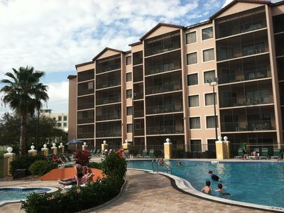 Photo for Westgate Lakes Luxury 3 bdrm, sleeps 12, Feb.17-24, Only $499/entire week's stay