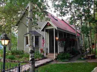 Photo for Beautiful home in downtown Crested Butte, walking distance to the shops, restaurants and is dog friendly! 5% off for online booking!