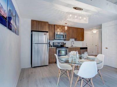 Photo for Leisure & Business 1BR ~ Modern & Stylish!