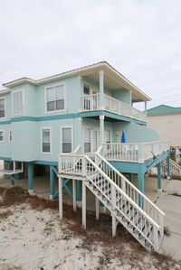 Photo for Perfect place for a Family Beach Getaway! Short walk to beach and pool!