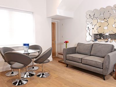 Photo for Bicknell House (Hyde) - raised ground floor flat in the heart of Eastbourne