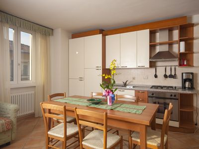 Photo for Apartment in the center of Torbole, 50 meters from the beach