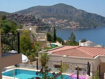 Photo for Apartment in Kalkan Old Town