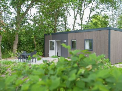 Photo for Nicely furnished chalet with dishwasher, close to North Sea