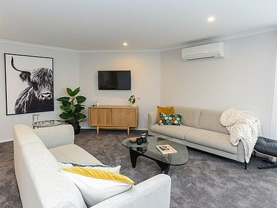 Photo for Ahuriri Park Townhouse - Ahuriri Holiday Home