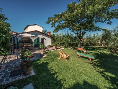 Photo for Villetta Belvedere - An oasis of relaxation between nature and the village of the most beautiful