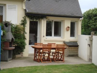 Photo for 4BR House Vacation Rental in Pléneuf-Val-André, Bretagne