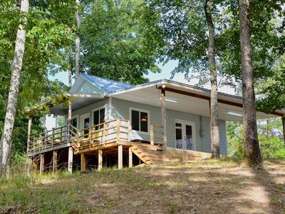 Photo for Adorable One Room Cabin In the Heart of Smith Lake
