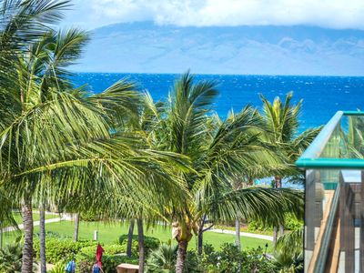 Photo for K B M Hawaii: Ocean Views, Custom Hardwood Floors 2 Bedroom, FREE car! May & Jul Specials From only $279!