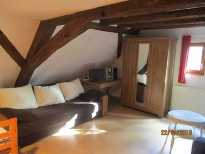 Photo for Family room for max. 5 persons - Chambres d'hôte en Alsace - bed and breakfast in Alsace