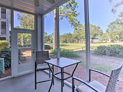 Photo for Sunset Beach Condo w/Golf Course View-2 Mi to Pier