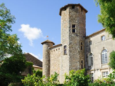 Photo for 8 bedroom Chateau, sleeps 18 with Pool and FREE WiFi