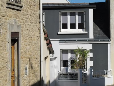 Photo for Restored Breton fisherman's house in picturesque area