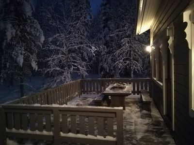 Photo for 2BR Chalet Vacation Rental in Luosto