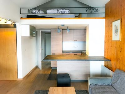 Photo for Original and stylish duplex facing the slopes