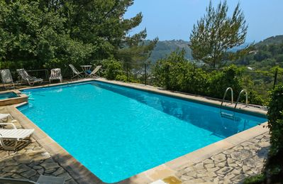 Photo for Charming 4 bedroom Villa in Vence (Q6293)