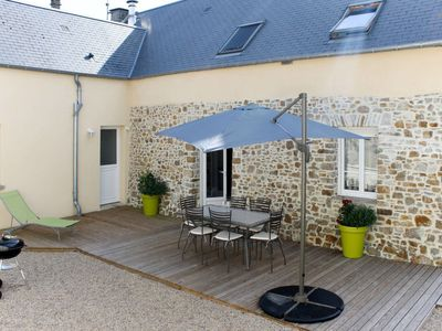 Photo for Vacation home la Cotentine (CEZ405) in Créances - 6 persons, 3 bedrooms
