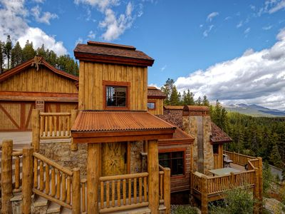 Photo for Custom Built New Home with Views From the Hot Tub, minutes from Downtown