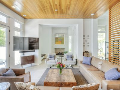 Photo for Astley Cottage - Premier Architecture w/ Amazing Outdoor Area & Private Pool!