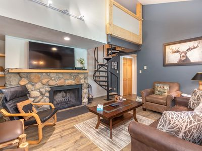 Photo for Updates Throughout, Vaulted Ceilings, Wood-burning Fireplace, Free WIFI