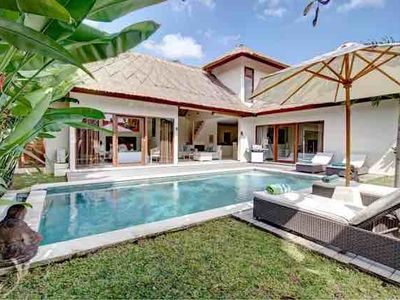 Photo for Exotic Concept Private Canggu Villa