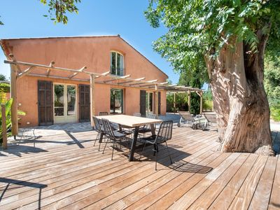 Photo for Spacious Holiday Home in La Croix Valmer with Private Pool